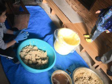 「味噌作り」と子供の成長手作り味噌のおいしい食べ方も
