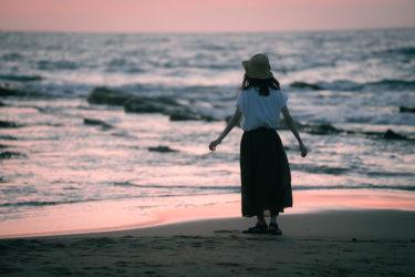 丹後半島で見る夕日 #私の好きな場所