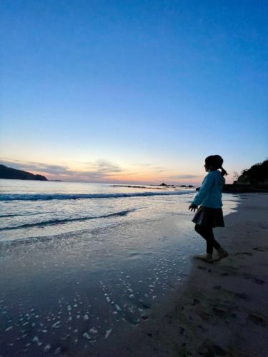 京丹後の美しい海と空 #私の好きな場所