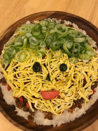 ばら寿司 #わたしの好きな丹後の食